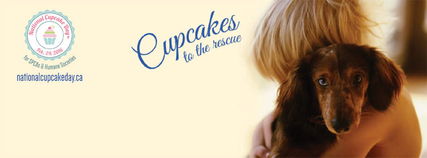 2016 National Cupcake Day Facebook Cover