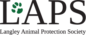 Langley Animal Protection Society Logo