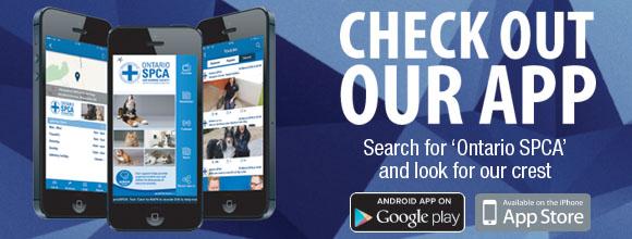 Ontario SPCA App