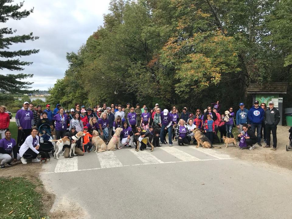 2019 FFL Walk Group Shot